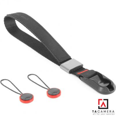 Dây Đeo Máy Ảnh Peak Design Cuff 2.0 - Wrist Strap - Chính Hãng - Màu Đen