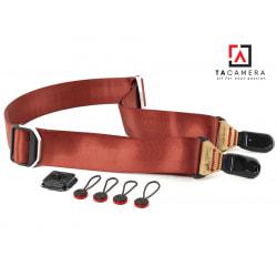 Dây Đeo Máy Ảnh Peak Design Slide - RED - Camera Strap - SL-L-2 Chính Hãng