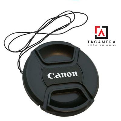 Lens cap - Nắp ống kính Canon