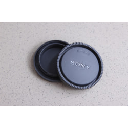 Cap Body Sony E Mount