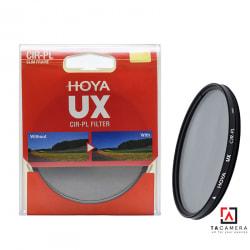 Filter - Kính Lọc Hoya UX CPL Slim (Circular Polarizer) Chính Hãng