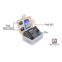 Hộp đựng Pin + Thẻ Nhớ KingMa