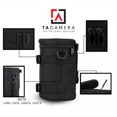 Túi đựng lens chống sốc Crumpler