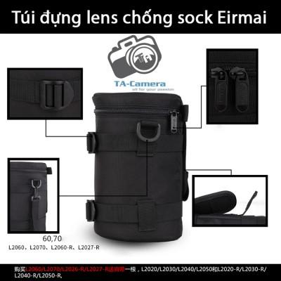 Túi đựng lens chống sốc Eirmai