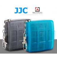 Hộp Đựng Thẻ Nhớ Chống Sốc - Chống Nước 2CF - 4SD - Chính Hãng JJC