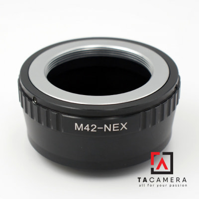 Ngàm chuyển - Mount chuyển ngàm M42-NEX