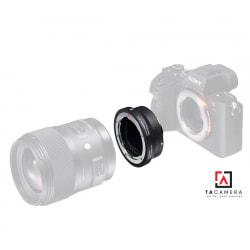 Ngàm chuyển - Mount chuyển ngàm Sigma MC11 - EF qua Sony E-Mount (Crop/Fullframe)