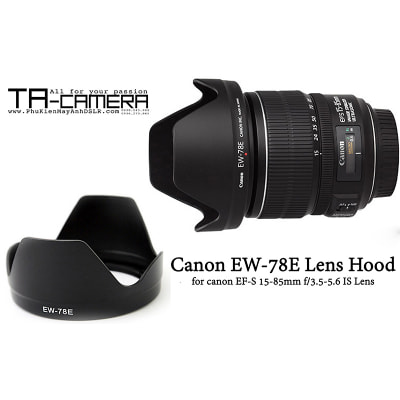 Lens hood for Canon EW-78E