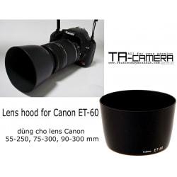 Lens hood for Canon ET-60