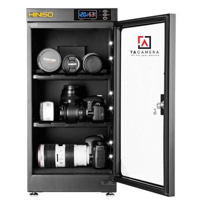 Tủ Chống Ẩm Máy Ảnh HINISO HI-50s 50L