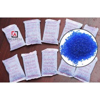 Hạt hút ẩm xanh cao cấp 1kg (Combo 10 gói)