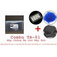 Combo hộp chống ẩm Máy Ảnh TA-01