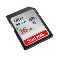 Thẻ nhớ máy ảnh SD 16GB 80MB/s
