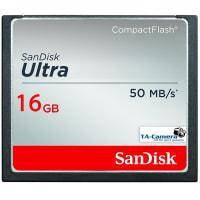 Thẻ Nhớ CompactFlash (CF) SanDisk Ultra 16GB 333X