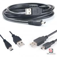 Cáp USB - truyền dữ liệu từ Máy Ảnh sang Máy Tính có chống nhiễu - Đầu to (loại 1)