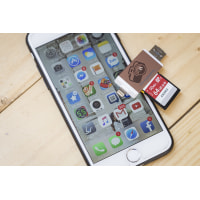 Đầu đọc thẻ nhớ - OTG 3in1 IOS – Android – PC - Macbook