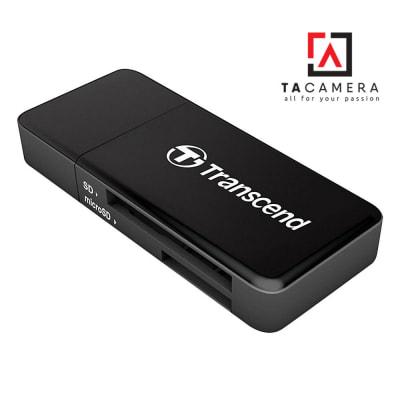 Đầu đọc thẻ nhớ Transcend 3.0 SD