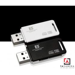 Đầu Đọc Thẻ Nhớ FB-360 2.0 SD/MicroSD (BH 6T)