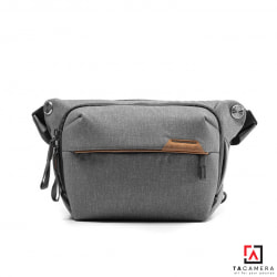 Túi Máy Ảnh Peak Design Everyday Sling V2 6L (Black/Ash/Midnight)