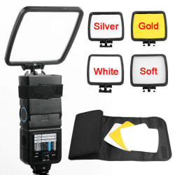 Flash Diffuser Softbox 5in1