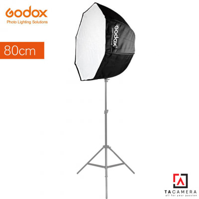 Dù Softbox Bát Giác Cao Cấp GODOX UBW - 80cm