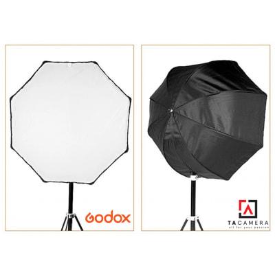 Dù Softbox Bát Giác Cao Cấp GODOX UBW - 120cm