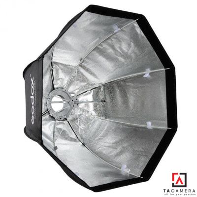 Bowen Mount Softbox Dù Godox Portable 120cm
