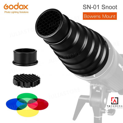 SNOOT SN-01 For All Flash Light Studio (Chính Hãng Godox)