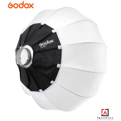Softbox Cầu Godox 65cm CS-65D Collapsible Lantern Softbox