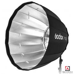 Bowen Mount Softbox Parabolic Godox P120L - 16 Cạnh 120cm