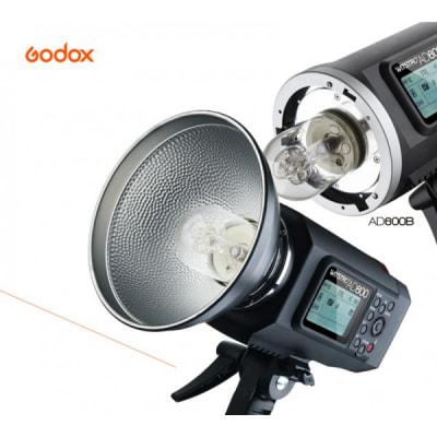 TA-Camera: Chóa đèn Godox AD600
