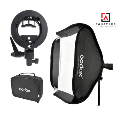 Tản Sáng - Softbox Flash Godox 40x40cm