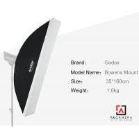 Bowen Mount Softbox Godox 35x160cm
