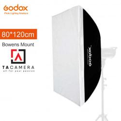 Bowen Mount Softbox Godox 80x120cm