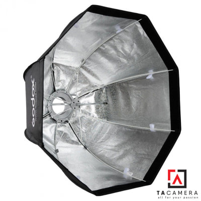 Bowen Mount Softbox Dù Godox Portable 80cm