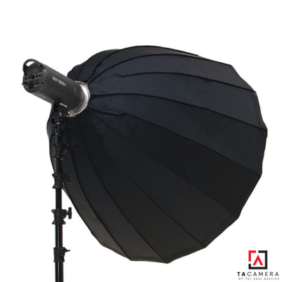 Bowen Mount Softbox Dragon Parabolic 120cm Softbox 16k Direct