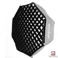 Bowen Mount Softbox Godox Octagon Bát Giác 120cm - Có Tổ Ong