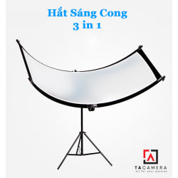 Hắt Sáng Cong 3in1