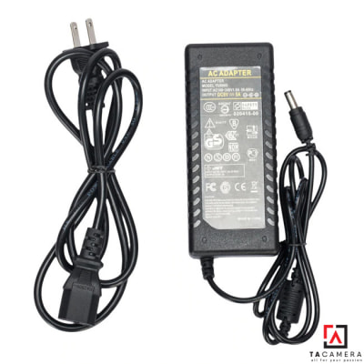 Nguồn - Adapter Cho Đèn LED YONGNUO YN300 YN600… (12V-5A)