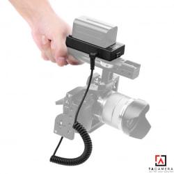 Adapter Chuyển Nguồn Pin F970/F550/F750 Cho Pin Ảo