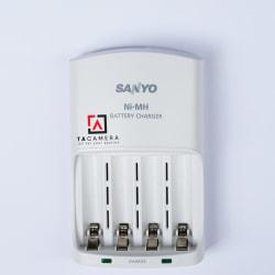 Sạc Pin AA/AAA Sanyo Nhanh