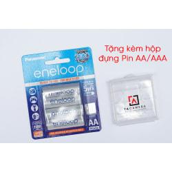 Pin Eneloop AA - Trắng