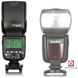 TA Camera: Đèn Flash Godox TT685 TTL - For Sony - Tặng kèm Omi