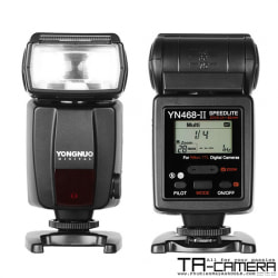 Flash YongNuo YN-468 II E-TTL For Canon