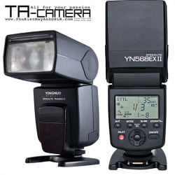 Flash YongNuo YN-568EX II for Canon/Nikon