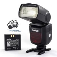 Đèn Flash Godox 860 II-TTL for Canon/Nikon/Sony Tặng Kèm Omi