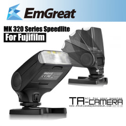 Flash Meike MK-320 TTL For Fujifilm/Sony