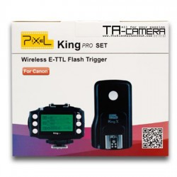 Trigger Pixel KingPro For Canon/Nikon
