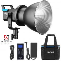 Đèn LED Sáng Liên Tục Sokani X60 - 80w Ánh Sáng Trắng