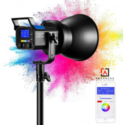 Đèn LED Sáng Liên Tục Sokani X60 - 80w RGB